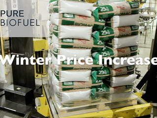 Winter Price Increases