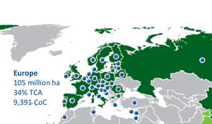 European PEFC Coverage