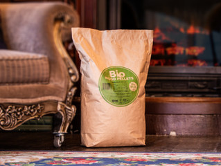 Fully biodegradable option now available for UK wood pellets customers