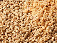 Wood Pellet Cat Litter