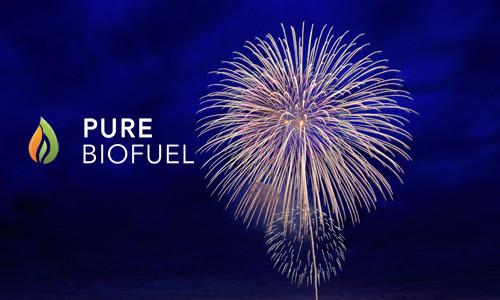 Pure Biofuel Website Launch