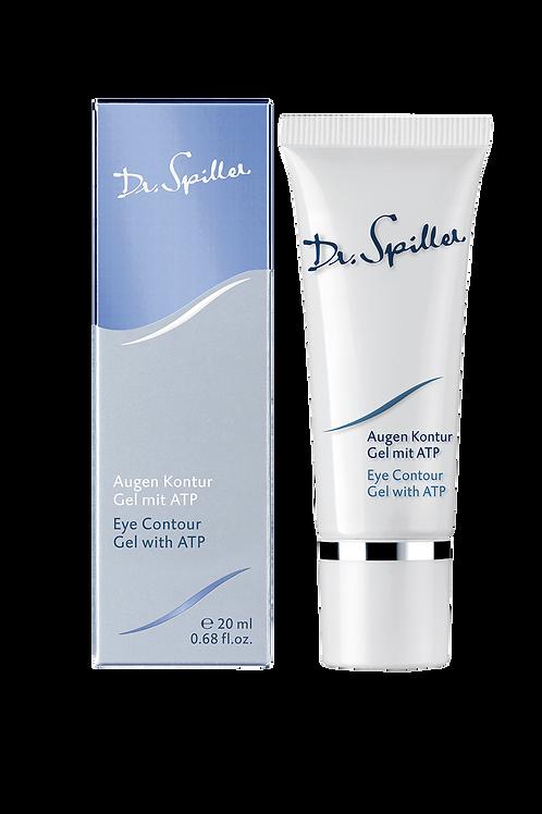 Gel contour des yeux à la ATP, 20 ml - Dr. Spiller