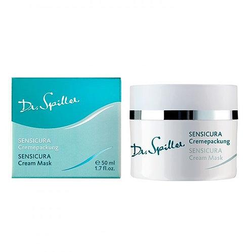 Masque Crème SENSICURA, 50 ml - Dr. Spiller