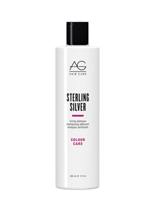 STERLING Silver, Shampooing atténuant, 296 ml - AG Haire Care