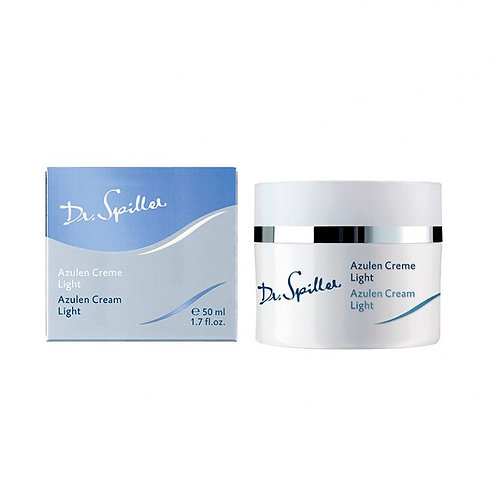 Crème à l'azulène Light, 50 ml - Dr. Spiller