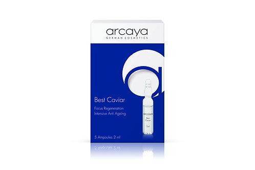 Ampoule Best Caviar, 5 unités de 2 ml - ARCAYA