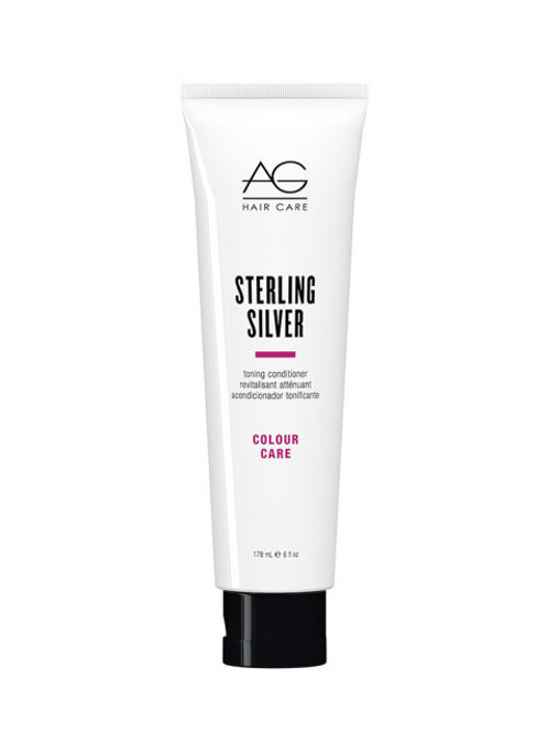 STERLING Silver Revitalisant atténuant, 178 ml - AG Hair Care