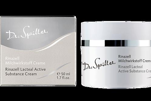 Crème Rinazell avec des substances actives lactiques, 50 ml - Dr. Spiller