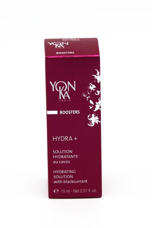 Boosters Hydra + Solution Hydratante au cassis, 15 ml - Yon-Ka