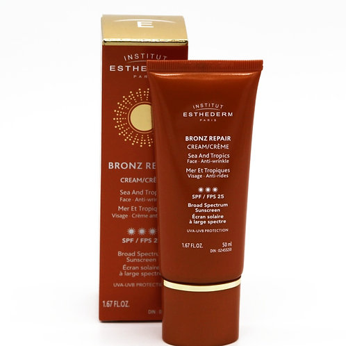 Bronz Repair visage 3 soleils, 50 ml - Esthederm