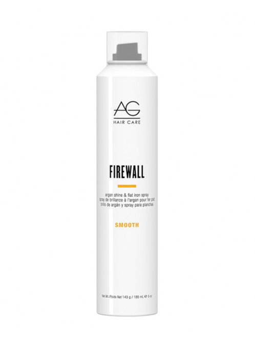 FIREWALL Spray de brillance à l'argan pour fer plat, 185 ml - AG Hair Care