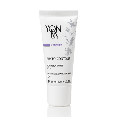 Phyto-Contour - Poches, Cernes Yeux au romarin, 15 ml - Yon-Ka