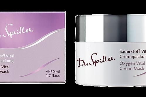 Masque vital à l'oxygène, 50 ml - Dr. Spiller