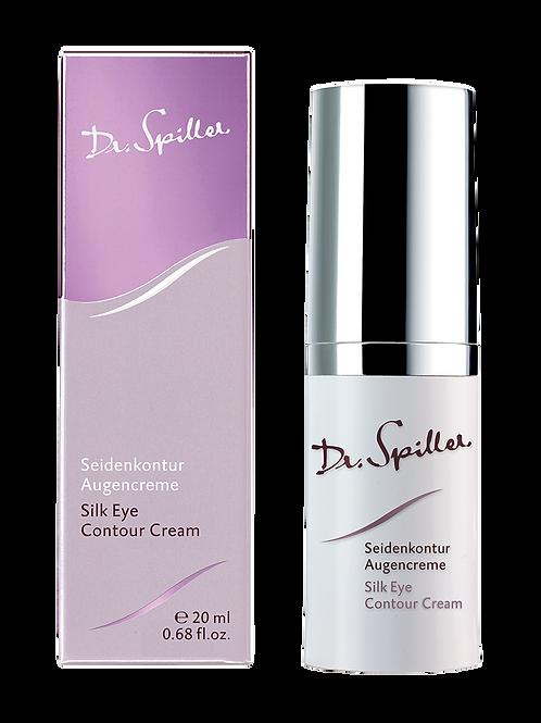 Crème contour des yeux en soie FPS 15, 20 ml - Dr. Spiller
