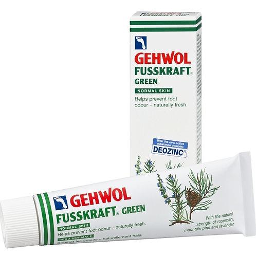 Crème Peau Normal, Combat les Odeurs, Complexe actif Deozinc, 75ml - Gehwol