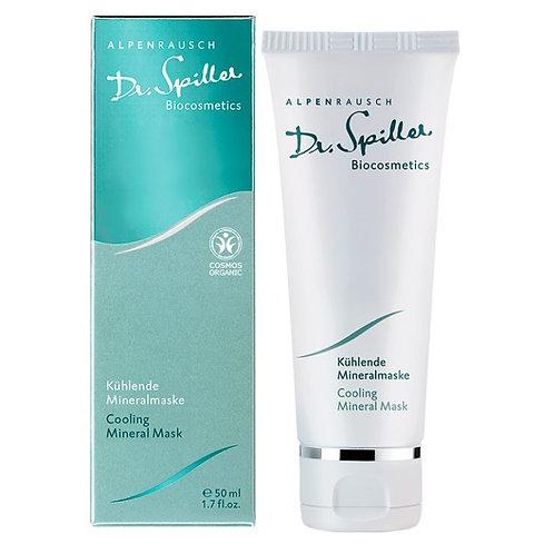 Masque minéral rafraîchissant 50ml - Dr. Spiller Biocosmetics