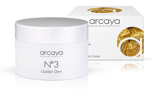 Crème No 3 Rosée d'Or, 100 ml - ARCAYA