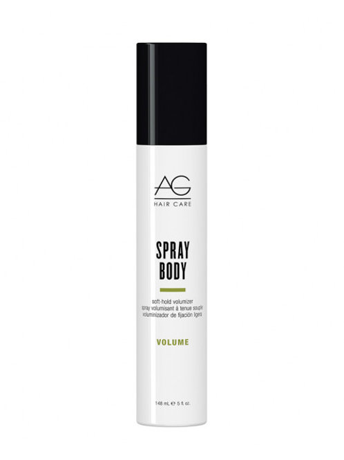 SRAY Body volumisant à tenue souple, 148 ml - AG Hair Care