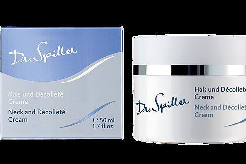 Crème pour le cou et le décolleté, 50 ml - Dr. Spiller