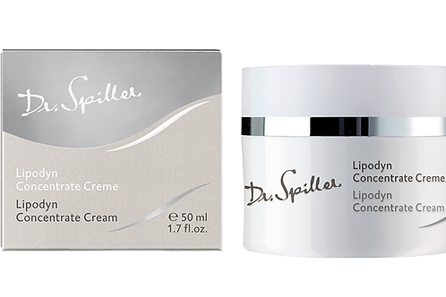Crème lipodyn concentée, 50 ml - Dr. Spiller