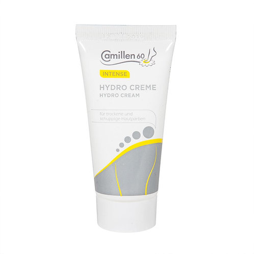 Crème Hydratante pour zones extrêmement sèches, Hydro +5% Urée - Camillen