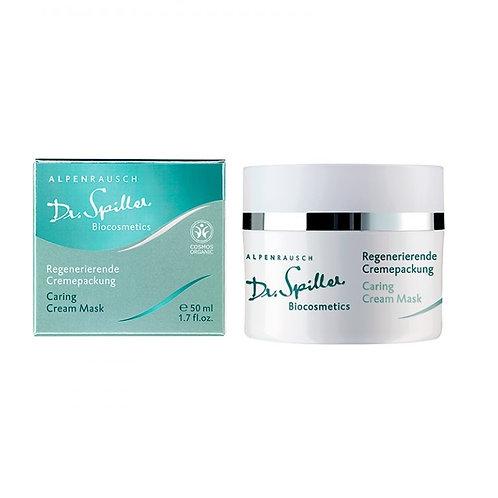 Masque crème régénérant 50ml - Dr. Spiller Biocosmetics