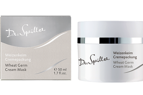 Masque crème aux germes de blé, 50 ml - Dr. Spiller