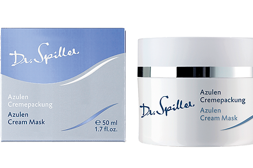Masque à l'Azulène, 50 ml - Dr. Spiller