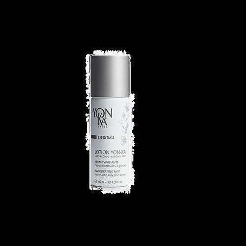 LOTION Brume Vivifiante peau normales à grasses, 50 ml - YON-KA