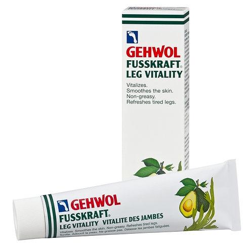 Crème Vitalité des Jambes, 125ml - Gehwol
