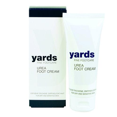 Crème à l'urée (10%) pour les pieds (Baume Diabétique), 100ml - Yards