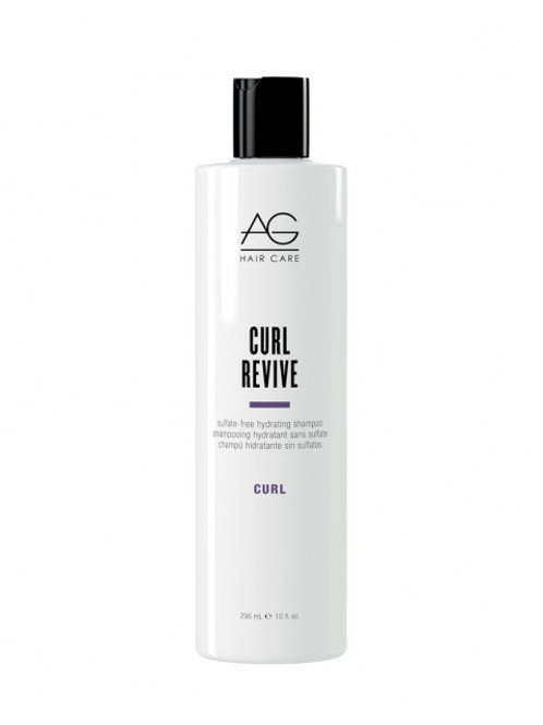 CURL Revive shampooing hydratant sans sulfate, 296 ml - AG Haire Care