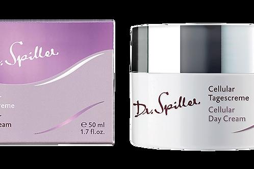 Crème de jour cellulaire, 50 ml - Dr. Spiller