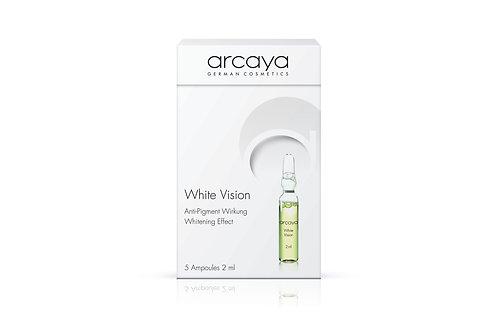 Ampoule Vision Blanche, 5 unités de 2 ml - ARCAYA