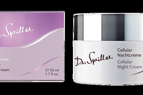 Crème de nuit cellulaire, 50 ml - Dr. Spiller