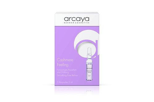 Ampoule Sensation Cachemire, 5 unités de 2 ml - ARCAYA