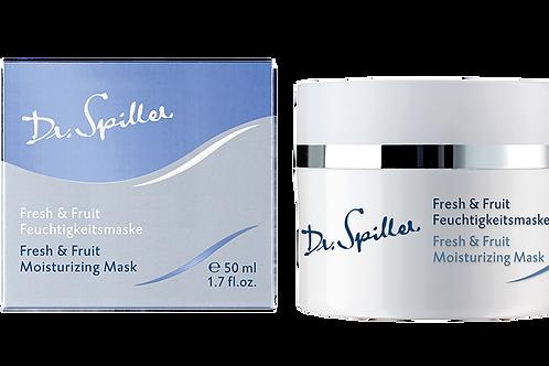 Masque hydratant Frais & Fruité, 50 ml - Dr. Spiller