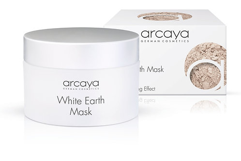 Masque Argile Blanche, 100 ml - ARCAYA