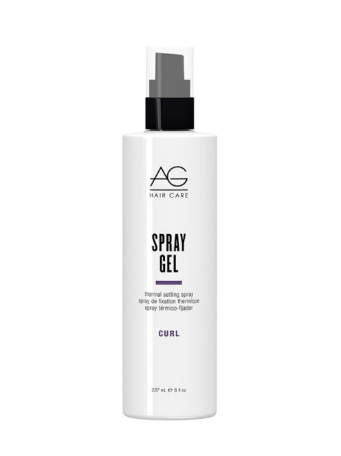 SPRAY Gel fixation thermique, 237 ml - AG Hair Care