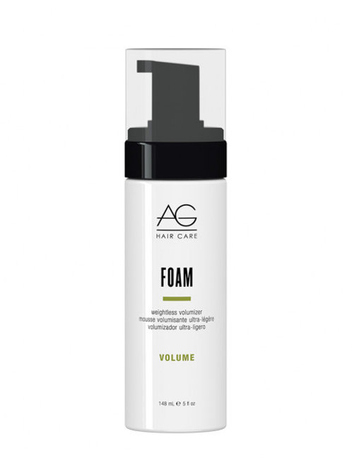FOAM Mousse volumisante ultra-légère, 148 ml - AG Hair Care