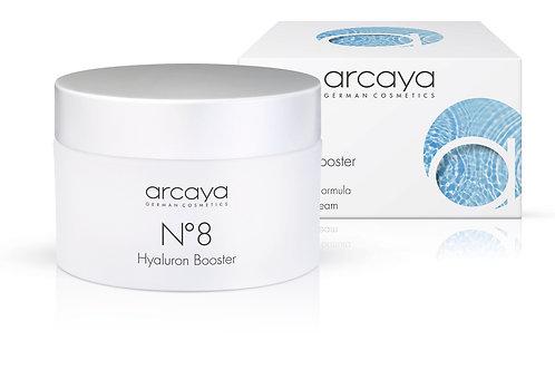Crème No 8 Acide Hyaluronique, 100 ml - ARCAYA