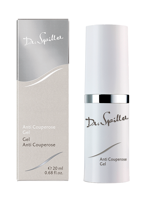 Gel Anti couperose, 20 ml - Dr. Spiller