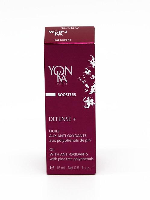 Boosters Défense + Huile aux antioxydants aux polyphénols de pin, 15 ml - Yon-Ka