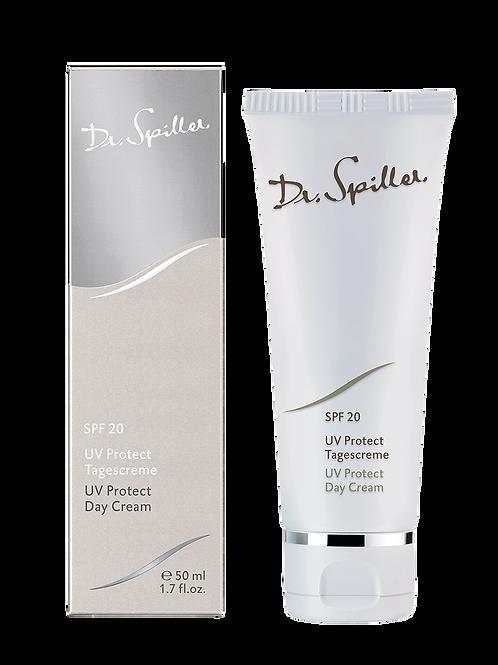 Crème de jour protection UV-FPS 20, 50 ml - Dr. Spiller