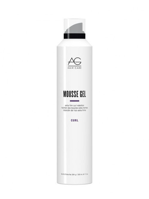 MOUSSE Gel extra ferme, 300 ml - AG Haire Care