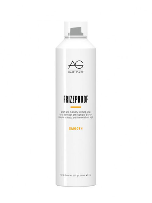FRIZZPROOF Spray de finition anti-humidité à l'argan, 227 g - AG Hair Care