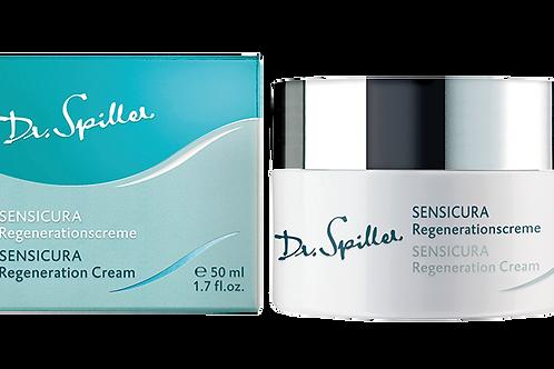 Crème régénérante SENSICURA, 50 ml - Dr. Spiller