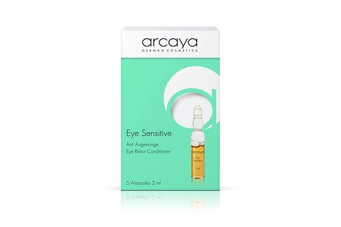 Ampoule SOS yeux sensibles, 5 unités de 2 ml - ARCAYA