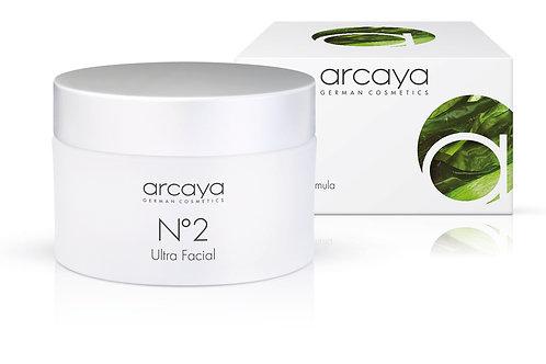 Crème No 2 Visage Ultra, 100 ml - ARCAYA