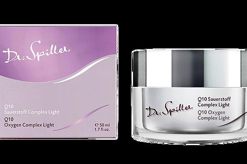 Q-10 complexe oxygène Light, 50 ml - Dr. Spiller
